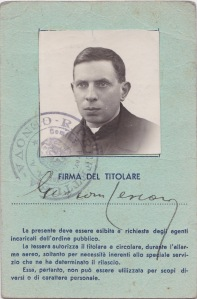 C.I. LERCARO doc fascismo fronte 1